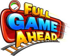 Full Game Ahead Retina Logo