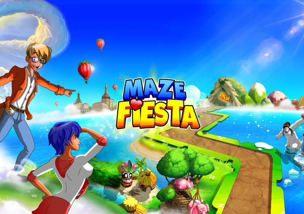 Maze Fiesta