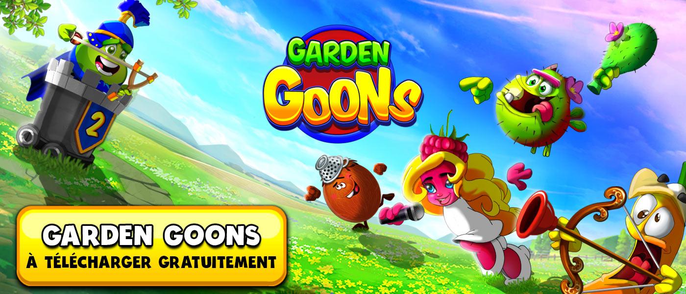 Télécharger Garden Goons