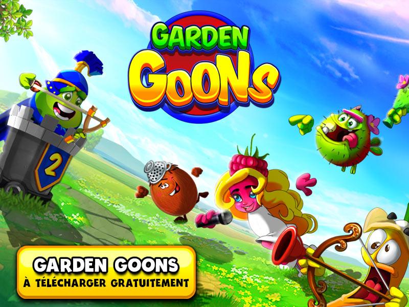 Jouer à Garden Goons